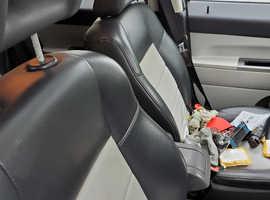 Jeep Patriot, 2008 (08) Silver Hatchback, Manual Diesel, 110,972 miles