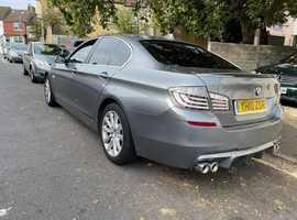 BMW 5 Series, 2010 (10) Grey Saloon, Automatic Diesel, 150,000 miles