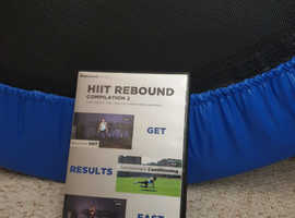 Rebounder and DVD Workout