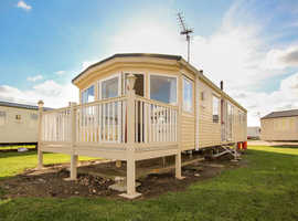 Willerby Granada static caravan for private sale at Camber Sands