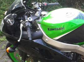 Kawasaki Ninga 636
