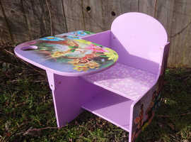Tinkerbell Chair fixed desk