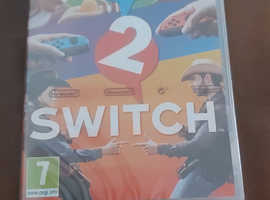 1 2 Switch Game