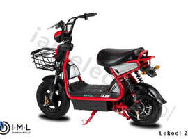 Electric scooter motorcycle moped Lekool 2F/2S Range 40 km