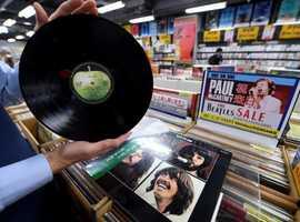 Vinyl Records & Cd,s @ Levenshulme Antiques Village