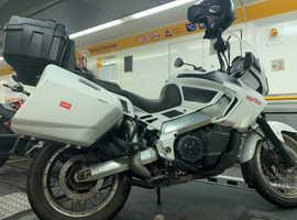 Aprilla caponord 1000cc 2003 plate