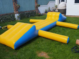 Large pool kids inflatable