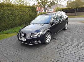 Volkswagen Passat, Estate 2014 (63) Bluemotion, diesel TDCI 2.0
