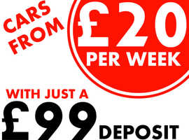 LOW DEPOSIT FINANCE AVAILABLE AND A GREAT RANGE OF CARS TO VIEW