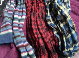 All 3 scarves - just £1