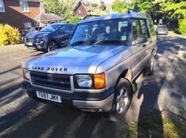 Silver Discovery ES11 TD5 1999 Excellent Engine