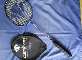 Carlton Force T1 badmington racket                        £10