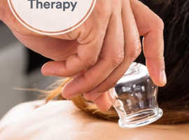 Cupping therapy  (we have both male and female therapist )