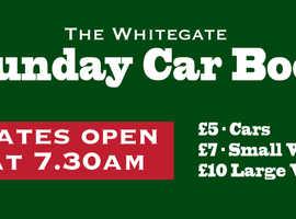 The Whitegate Sunday Car Boot!