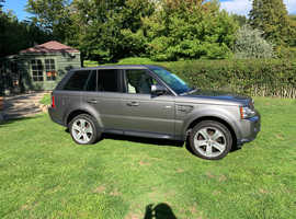 2011 Range Rover Luxury Sport HSE