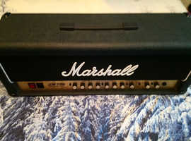 Marshall JCM 2000 DSL 50 watt amplifier head