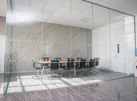 Small Business Space- 1-Person Serviced Office in East End, Glasgow, £99pm