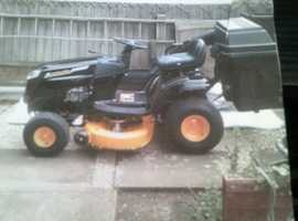 FOR SALE.- MC/CULLOCH.- POOULAN-PRO-[RIDE ON LAWN TRACTOR.]