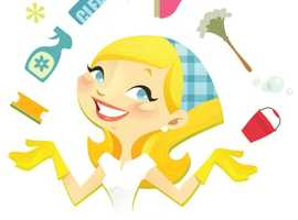 spark domestic cleaning