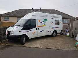 for sale ford jumbo transit campervan 2 berth