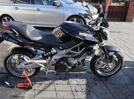 Aprilia Shiver 750cc ABS