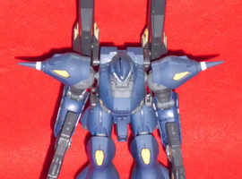 Completed Gundam 'Kampfer Amazing' Model Kit (unboxed)