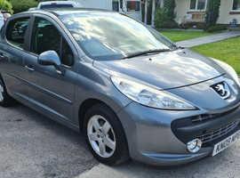 Peugeot 207, 2009 (09) Grey Hatchback, Manual Petrol, 67,661 miles