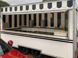 Catering trailer / kiosk/ unit