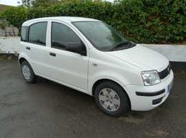 Fiat Panda, 2010 (59) White Hatchback, Manual Petrol, 58,000 miles