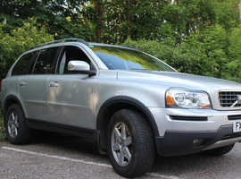 Volvo Xc90, 2009 (09) Silver Estate, Automatic Diesel, 90,000 miles