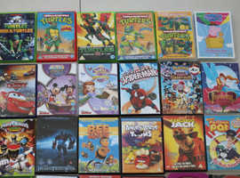 CHILDREN'S DVD COLLECTION OF 25