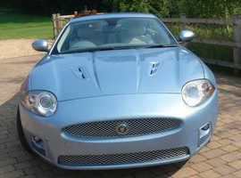 Jaguar Xk, 2006 (56) Blue Sports, Automatic Petrol, 80,803 miles