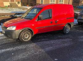 Vauxhall combo 2009