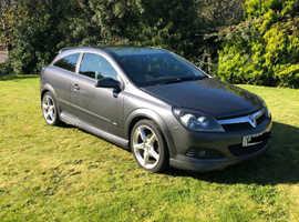 Vauxhall Astra, 2009 (09) Grey Hatchback, Manual Diesel, 116,000 miles