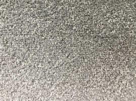 New gray carpet 4x3m