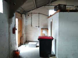CATERING / WORK UNIT TO LET