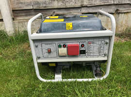 Power performance 1kva petrol generator