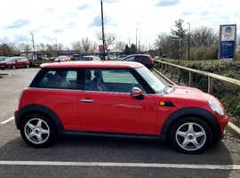Mini MINI, 2010 (59) Red Hatchback, Manual Petrol, 24,215 miles
