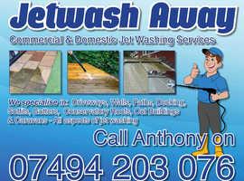 Jetwash away services