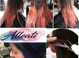 Mens hair salon eccleshall