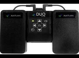 AirTurn DUO 2 BT-106 Wireless Pedal Control Board