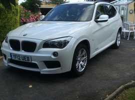 BMW X1, 2012 (12), Automatic Diesel, 37,642 miles