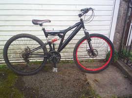 Dunlop Sport Disc Braked Mountain Bike