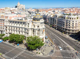 Madrid and Lisbon Holidays (2019/20 with Train Ride)