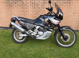 Honda Africa twin project one owner 9000 miles only v5