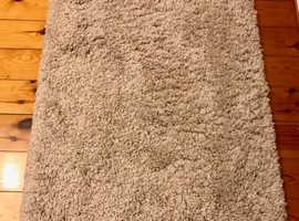 Shag Pile rugs X 2