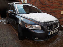 Volvo, V50, Estate, SE Lux Edition, Driv-e, 2011, Manual, 1560 (cc), 5 doors, Dark grey