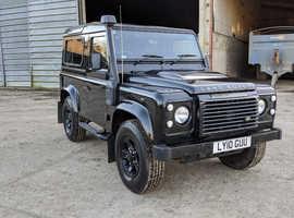 Land Rover Defender, 2010 (10) Black Estate, Manual Diesel, #131
