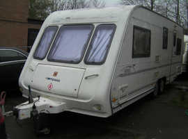 Twin axle, Compass aztec 620, Spares or repair