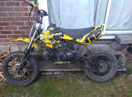 Xsport 110cc pitbike